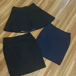 3 Banana Republic Skirts Size 10